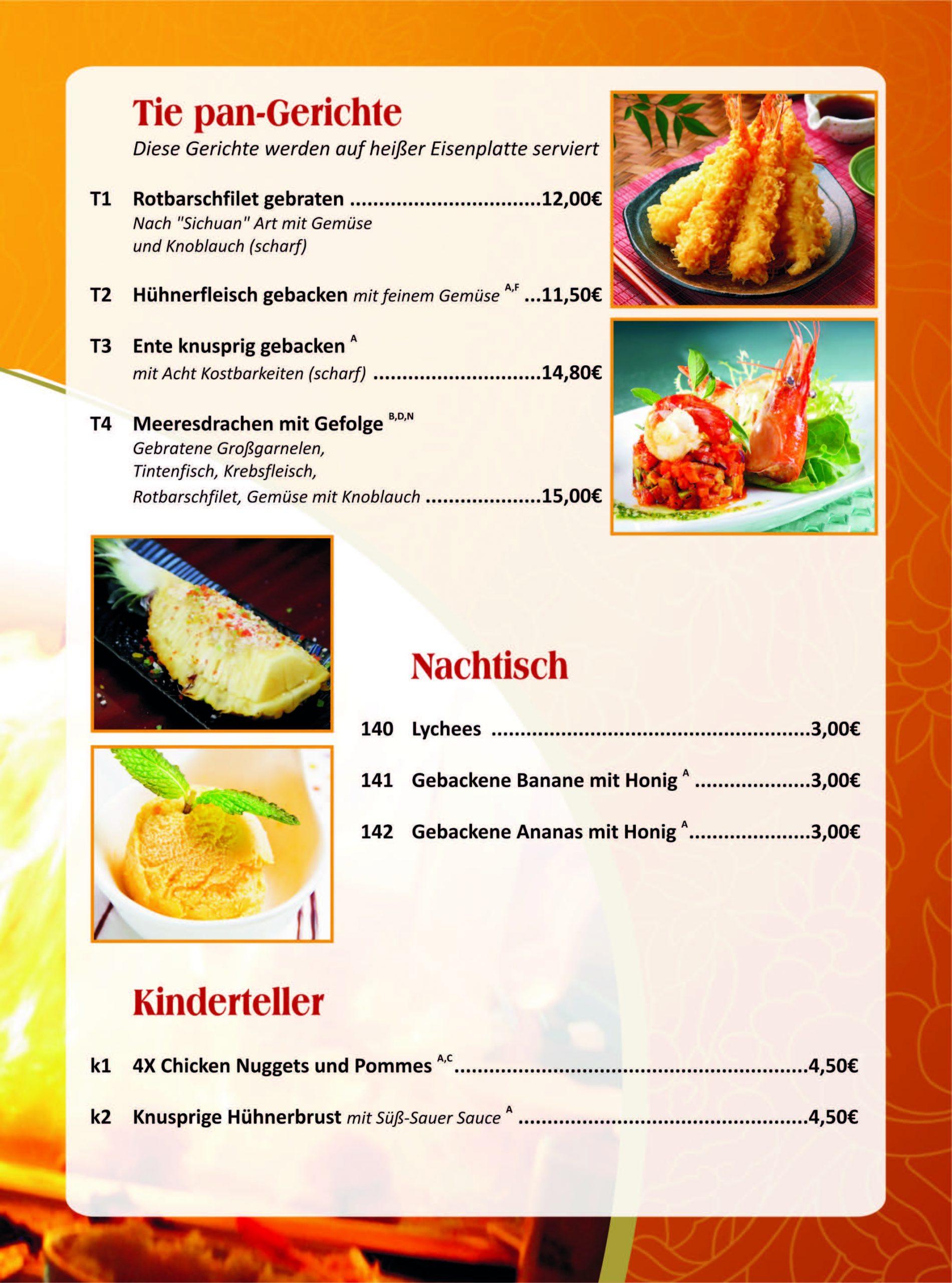 Speisekarte Seite 7